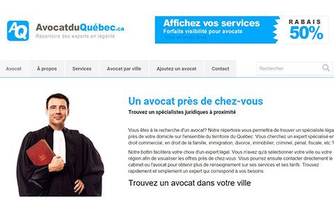 Avocat du Québec commercial - immigration - droit de la famille...