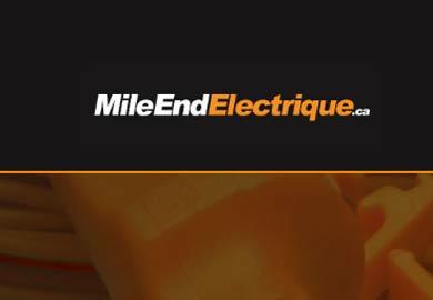 Mile-End Électrique - électricien à Montréal pour résidentiel et commercial