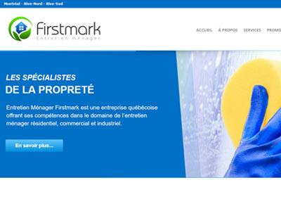 Entretien ménager Firstmark : ménage résidentiel, commercial et industriel
