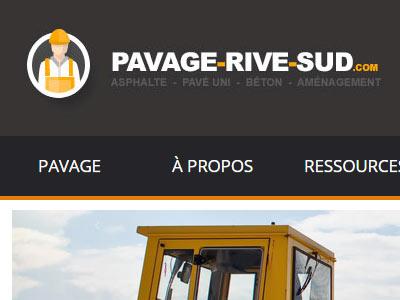 Pavage Rive-Sud : répertoire des entreprises de pavage