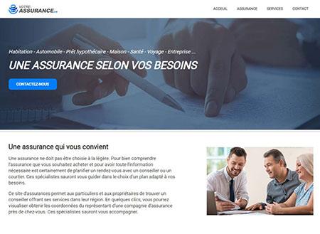 Assurances habitation automobile prêt hypothécaire maison santé voyage entreprise